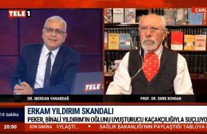 Merdan Yanardağ: Sedat Peker'in Erkam Yıldırım hakkındaki bu iddiaları…
