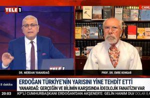 Merdan Yanardağ: Türkiye'deki en bölücü parti AKP'dir