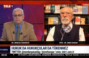 Merdan Yanardağ: AKP Türkiye'yi 1876'nın gerisine götürdü