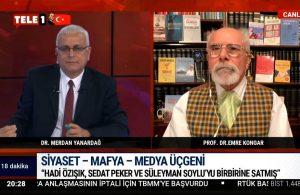 Merdan Yanardağ: Sedat Peker'in bile temellerinden sarstığı bir iktidarın…