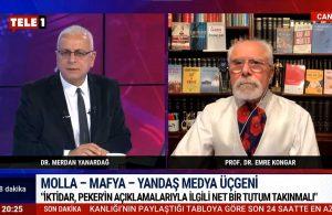 Merdan Yanardağ: Sedat Peker'in başka hazırlıkları var