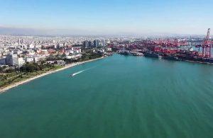 Mersin Limanı genişleme projesine mahkeme dur dedi