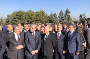 Özgür Özel'den MHP'li isme yanıt:  Yer Anıtkabir, tweet bu kadar