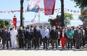 Milli Mücadele'nin 102. yılında Mudanya'da coşkulu kutlama