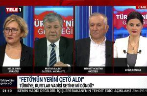 Mustafa Balbay: FETÖ ile mücadele kılıf haline getiriliyor