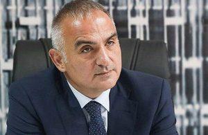 Turizm Bakanı Ersoy: 17 Mayıs itibarıyla vaka sayıları 5 binin altına inecek