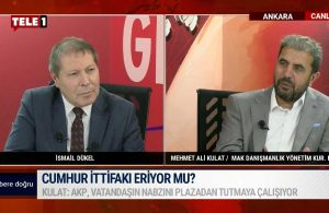 Mehmet Ali Kulat: Cumhur İttifakı'nda uyum sıkıntısı var- HABERE DOĞRU