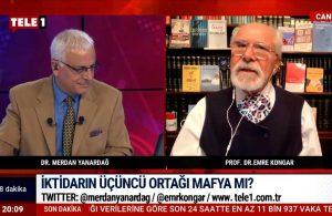 Emre Kongar: Süleyman Soylu, Sedat Peker, Mehmet Ağar…