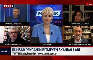 Ali Öztunç: AKP imza vermezse nedeni Pekcan'ın vereceği ifadenin korkusundandır- MERCEK
