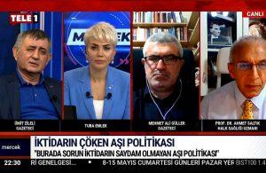 Ahmet Saltık Türkiye'nin aşı probleminin nasıl çözüleceğini anlattı -MERCEK