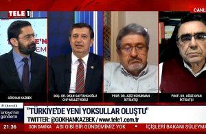 Okan Gaytancıoğlu: Halkın gündeminde aşı değil yoksulluk var- TÜRKİYE'NİN GÜNDEMİ