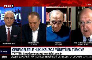 Ersin Kalaycıoğlu: Şiddet kullanırken hak sahibi olamazsınız – 5.BOYUT