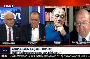Mehmet Tezkan: Bahçeli de 128 milyar dolardan rahatsız- 5.BOYUT