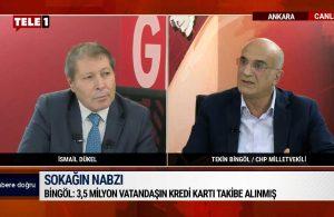 Tekin Bingöl: Açıklamalar, AKP ile menfaat ortaklığının bittiğini gösteriyor- HABERE DOĞRU
