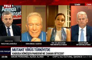 Mutant virüs Türkiye'de-ANINDA MANŞET