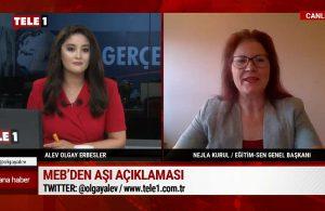 Nejla Kurul: Bakanlığın net bir şekilde açıklaması gerektiğini düşünüyorum | ANA HABER
