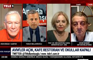 Esin Davutoğlu Şenol: Türkiye'de salgın hiçbir zaman kontrol edilmedi