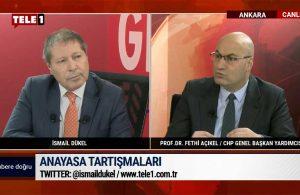 Fethi Açıkel: Türkiye büyük bir bunalım içinde – HABERE DOĞRU