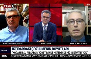 Murat Yetkin: AKP'de kimin yıldızı yükselişe geçiyorsa bir vesileyle gidiyor