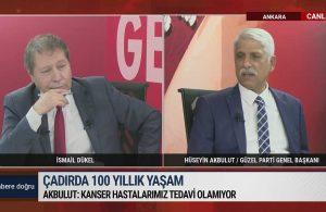 Hüseyin Akbulut: Kendi vatanımızda dışlanıyoruz