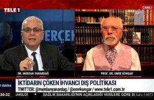 Merdan Yanardağ: İhvan kardeşlerin Türkiye'de yayın yasağı var