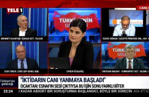 Mehmet Ocaktan: Esnafın sesi çıktıysa bu işin sonu farklı biter -TÜRKİYE'NİN GELECEĞİ
