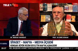 Emre Kongar: Süleyman Soylu'nun Bakanlık yolculuğunda yanında kimler vardı?