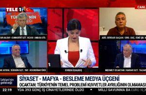 Mehmet Ocaktan: Türkiye'nin temel problemi kuvvetler ayrılığının olmaması