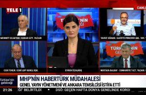 Yavuz Oğhan MHP'nin Habertürk müdahalesini değerlendirdi- TÜRKİYE'NİN GELECEĞİ