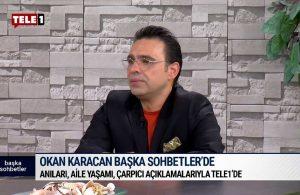 Çarpıcı açıklamalarıyla Okan Karacan 'Başka Sohbetler'de-BAŞKA SOHBETLER