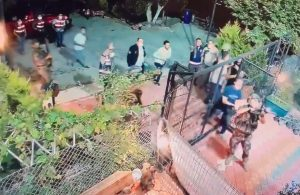 Yolsuzluk haberi yapan gazetecinin evine kuşatma gibi polis baskını