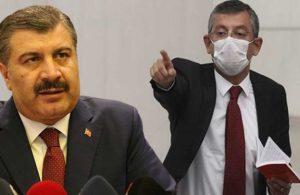 CHP'li Özel, Koca'nın o sözlerini hatırlatarak seslendi: Çok basit bir sorumuz var