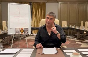 Sedat Peker dizisinin 7'nci videosunda mekan değişti… İşte Sedat Peker'in son videosundaki iddialar