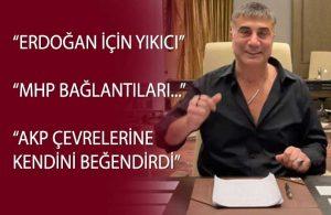 Dünyaca ünlü basın organından dikkat çeken Sedat Peker analizi!