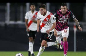 River Plate kalecisi ve yedek oyuncusu olmayan maçı kazandı