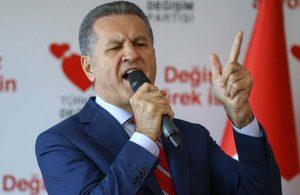 Mustafa Sarıgül: Anketlerde birçok partiyi geride bırakmış vaziyetteyiz