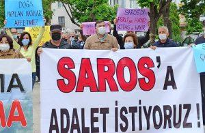 Bilirkişi raporları bir kez daha Saros gönüllülerinin lehine geldi