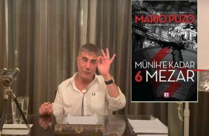 Sedat Peker videosunda son kitap: Münih'e Kadar 6 Mezar
