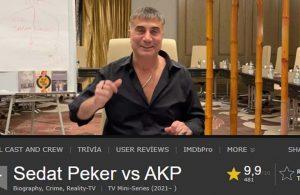 Sedat Peker'in videoları IMDb'den kaldırıldı mı?