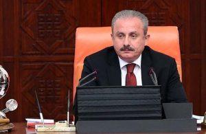 TBMM Başkanı Şentop'tan Tunus açıklaması: Güçlendirilmiş parlementer sistem önerisini somutlaştırın