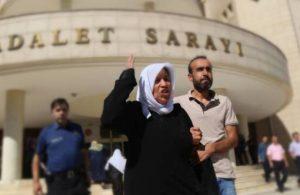 Emine Şenyaşar ve oğlu yine gözaltına alındı