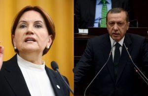 Erdoğan'ın Akşener'e söylediği sözler silindi