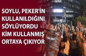 Sedat Peker'in 'Hürriyet'i bastık' dediği şiddet operasyonunun başında AKP Gençlik Kolları Başkanı vardı