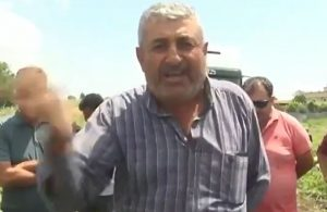 AKP üyesi çiftçi isyan etti: Yaktınız bizi