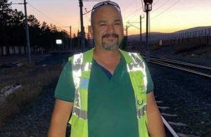 Demiryolu emekçisi Soner Önal hayatını kaybetti