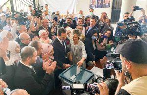 Suriye sandık başında: Esad oyunu kullandı
