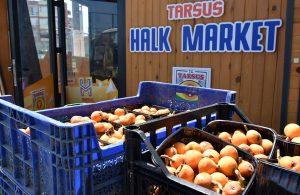 Tarsus Belediyesi üretiyor halk faydalanıyor