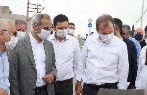 Başkanlar Tarsus için buluştu