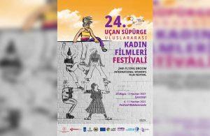 24. Uçan Süpürge Uluslararası Kadın Filmleri Festivali sona erdi