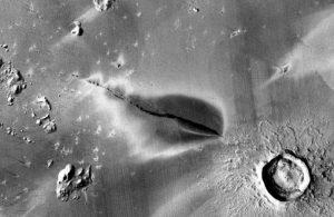 'Mars'ta bilinmeyen volkanik tortu bulundu, yer altında yaşam olabilir'